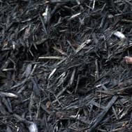 Black Landscaping Mulch in Novi