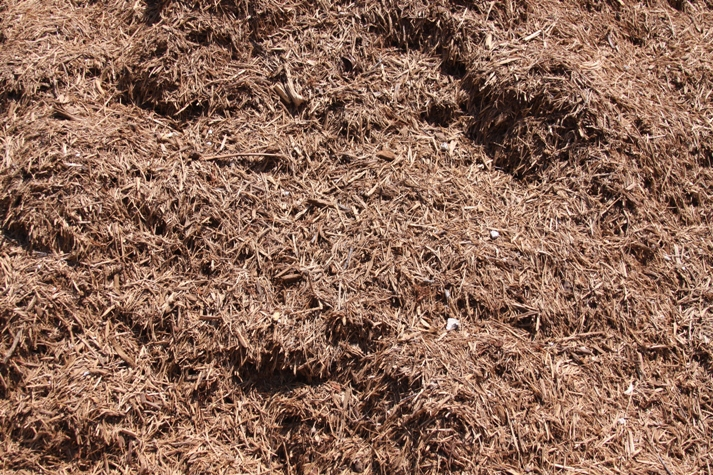 Shredded Cedar Landscape Mulch in Novi