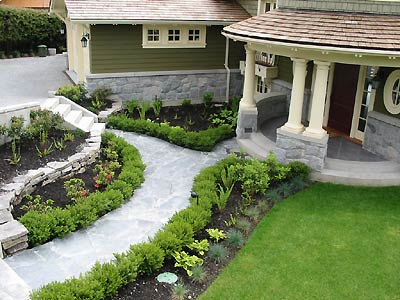 Residential landscaping services in Nortvhille Michigan